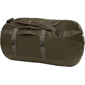 The North Face Base Camp Travel Luggage S olive